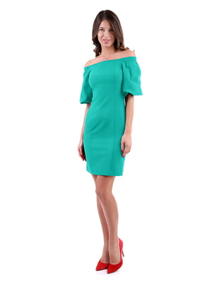 Сукня м'ятного кольору   5067498