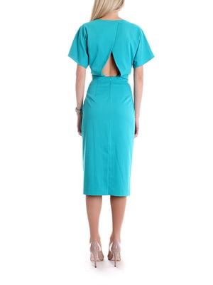 Сукня бірюзова   5067502