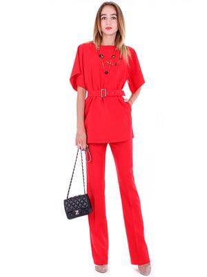 Костюм: блуза и брюки   5067507