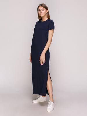 Сукня темно-синя | 5066594