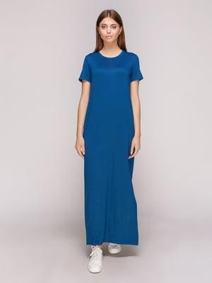 Платье бирюзовое | 5070809