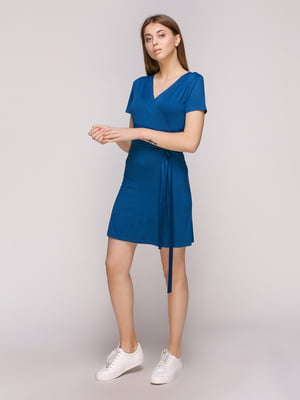 Платье бирюзовое | 5070812