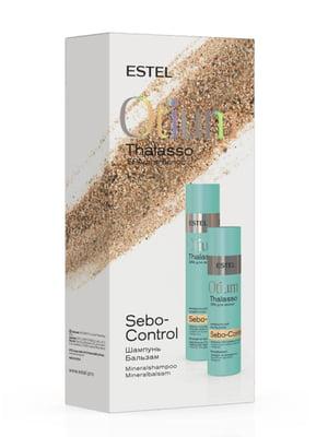 Набір: шампунь і бальзам для волосся Sebo-Control | 5034289