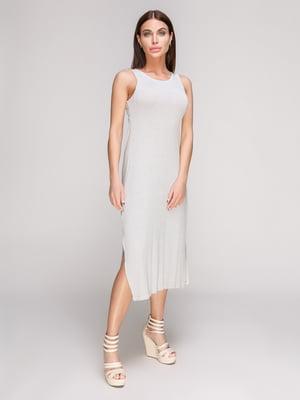 Платье белое в полоску | 3797767