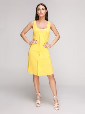 Сарафан желтый | 2354926