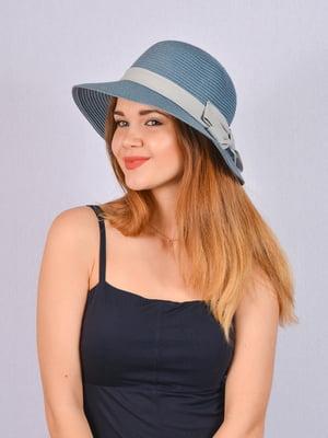 Шляпа синяя   5070848