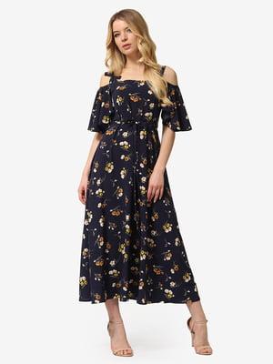 Сукня в квітковий принт | 5071182