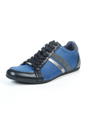 Кроссовки синие | 5057047