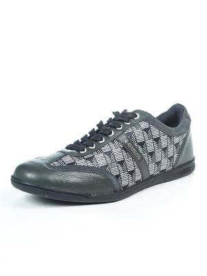 Кроссовки черные | 5057042