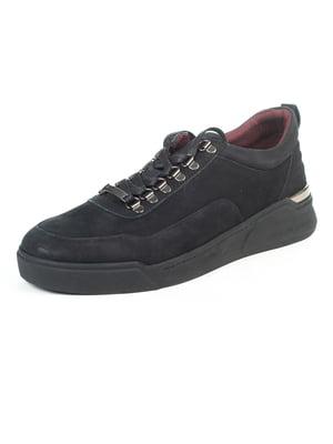 Кроссовки черные   5057051