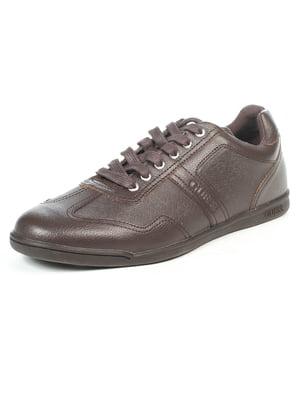 Кроссовки коричневые | 5057050