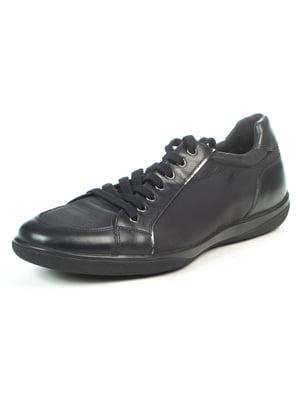 Кроссовки черные | 5057056