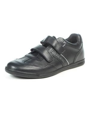 Кроссовки черные | 5057044