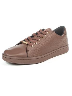 Кросівки коричневі | 5057049