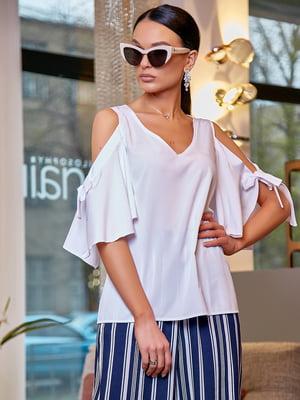 Блуза белая | 5071231