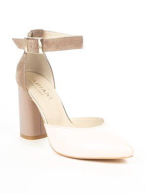 Туфли двухцветные | 5066234