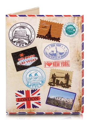 Обкладинка для паспорта | 4788382