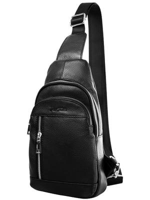 Сумка-рюкзак черная | 5033299