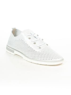 Туфлі світло-сірі | 5066176