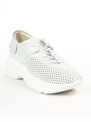 Кросівки світло-сірі | 5066167