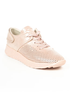Кросівки кольору пудри | 5066169