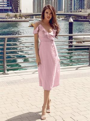 Сарафан розовый | 5069113