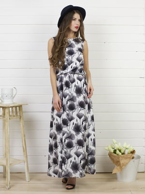 Сукня в квітковий принт | 5047281