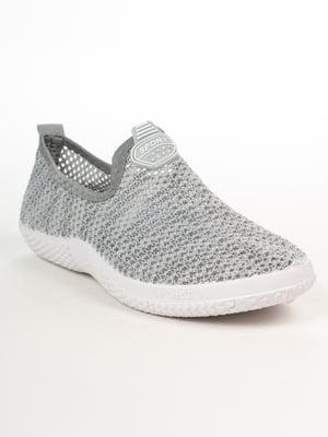 Кросівки сірі | 5071200