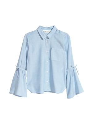 Сорочка блакитна   5067755