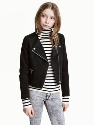 Куртка черная | 5047335
