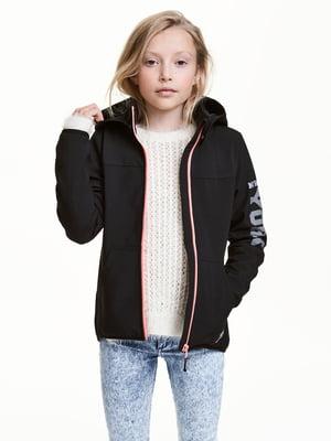 Куртка чорна   5047340