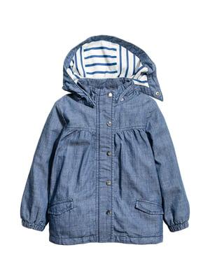 Куртка блакитна   5047363