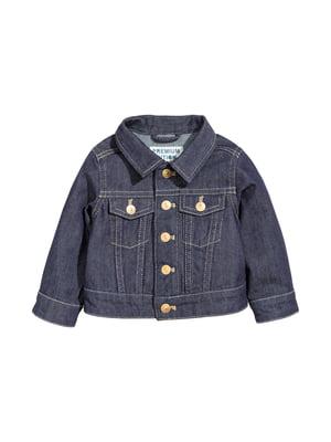 Куртка синя   5047429