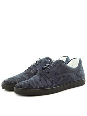 Туфли синие   5026976
