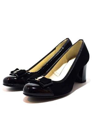 Туфлі чорні   5026987