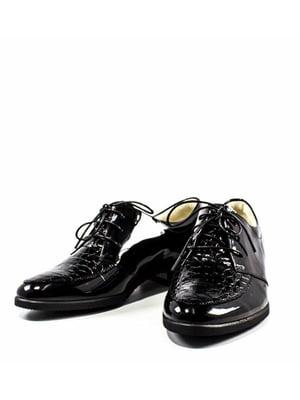 Туфлі чорні   5026991
