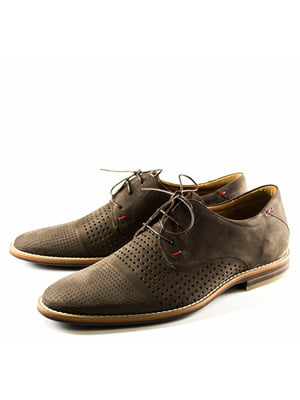 Туфли коричневые   5027002