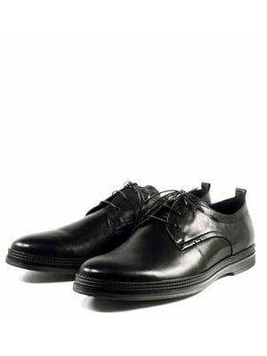 Туфли черные   5027007