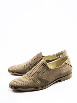 Туфли бежевые   5027010