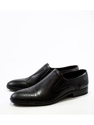 Туфли черные   5027014
