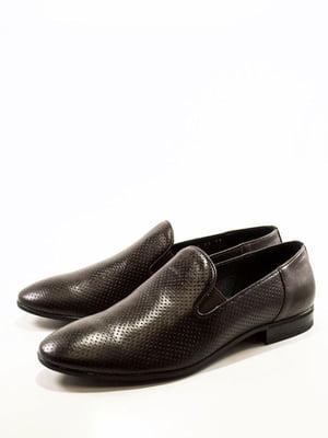 Туфли коричневые   5027015