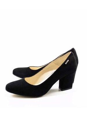 Туфлі чорні   5027016