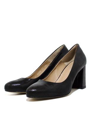 Туфлі чорні   5027021
