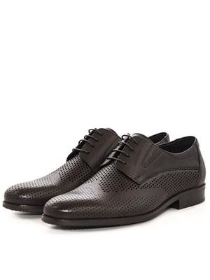 Туфли черные   5027022