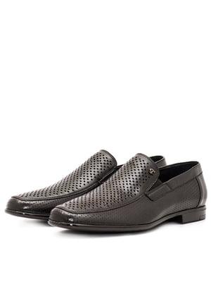 Туфли черные   5027023