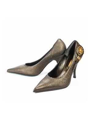Туфли коричневые - Marino Fabiani - 5026721