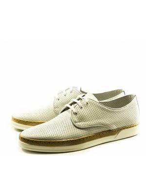 Туфли белые   5026971