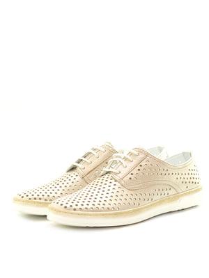 Туфлі золотисті   5026978