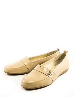 Туфлі бежеві   5027011