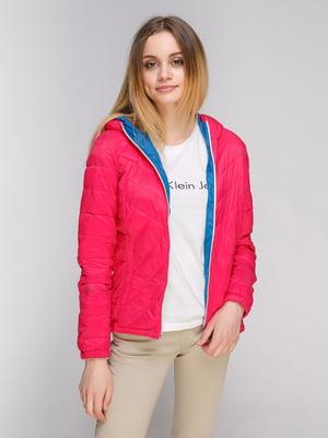 Куртка рожева | 4639391